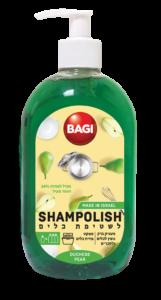 שמפוליש - סבון כלים מרוכז במיוחד36% באגי חומרי ניקוי